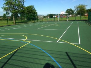 Single Colour MUGA All Dark Green