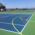 Multi Use Games Areas in Lancashire School