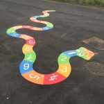 Playground Graphics - Number Snake