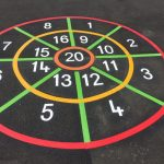 Playground Graphics - Throwing Target