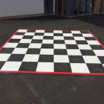 Playground Graphics - Chess Board