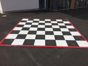 Playground Graphics - Chess Board