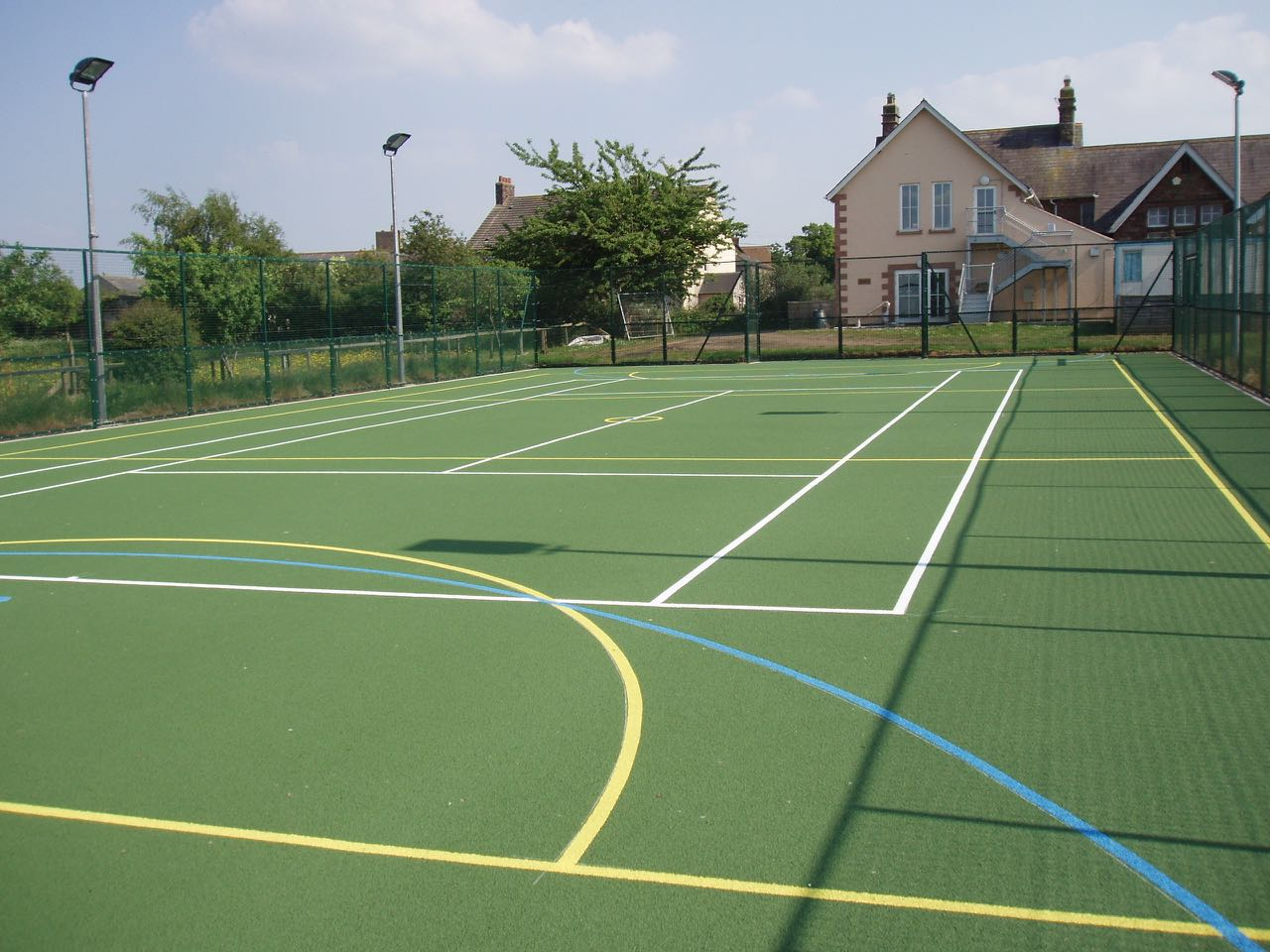 Outdoor Polymeric Colourworks