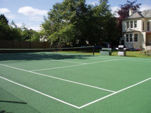 Single Colour Court Standard Green