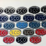 Scotland Badges for VWs - Cocos Kustoms