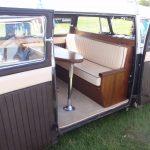 Interior of Otis - VW Type 1 Van