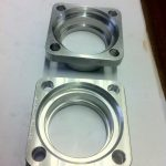 Cocos Kustoms - Wheel Bearing Covers