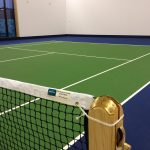 Acrylic Indoor Tennis Court