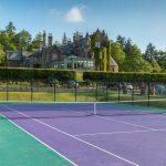 Cromlix House Hotel Tennis Court