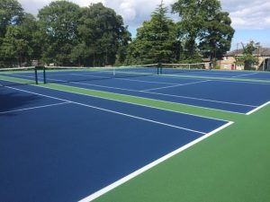 US Open Colours - US Open Blue Inner with a Standard Green Outer